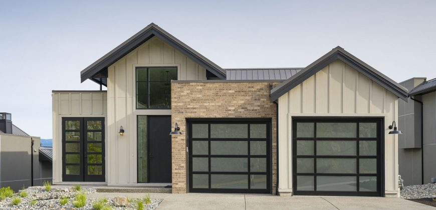 New, Modern Ranch Style